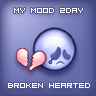 Mood Broken Hearted