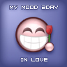 in love mood display picture