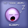 Mood Sleepy