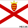 Channel Islands Jersey Flag