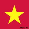 vietnamese flag display picture