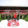 Arsenal Highbury Farewell 12