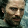 Frustrated Aragorn