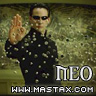 Matrix2: Neo Stopping Bullets