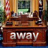 away display pictures oval office